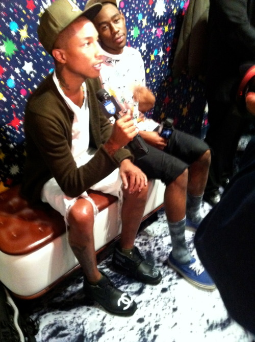 pharrell & tyler, billionaire boys club