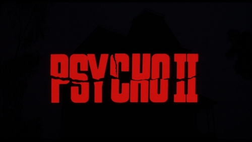 Halloween Hype 2011, Pt. XI  Psycho II [1983 / Richard Franklin / ****] This sequel may have been grossly misguided, by dammit if it isn't fun. It could never compare to the original but on its own it works well. Perkins still owns the part and it was great to revisit the recreated sets of the original film, 23 years later. Looking forward to part III now.