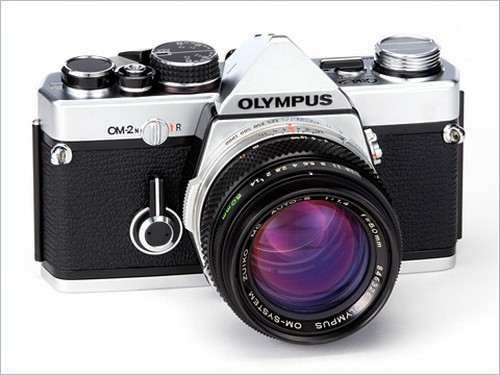 Been given an Olympus OM-2n. Condition looks amazing but it has a fault. Been quoted £85 to repair.. :/   Not sure if its worth it…  Such a cool camera though…………