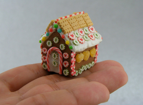 Gingerbread House by Shay Aaron on Flickr.