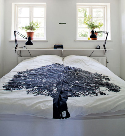 micasaessucasa:  (via a converted watermill in denmark | the style files)
