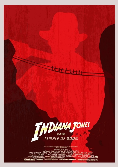 Indiana Jones and the Temple of DoomMade and submitted by Matthew Brazier
