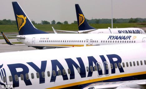 "Ryanair Flight Aborted After Tape On Window Comes Loose   (HuffPost) — The latest of European budget airline Ryanair's failures falls under the ""oh dear God"" category. A Ryanair flight from London's Stansted airport to Riga, Latvia was aborted 20 minutes after takeoff after a tape on a window came loose and started making ""alarming noises."" The tape was fastened around the edges of a windscreen in the cockpit, which had been put on by ground crew before take off, the Telegraph reports. Anthony Neal, a passenger from Kent, told The Sun: ""We were kept in the dark, and were terrified. I could see guys taping in the windscreen with what looked like duct tape or gaffer tape. We were in the sky, then the pilot said due to damage on the windscreen, we were going to have to turn back.""   I've never flown RyanAir, but hearing from people who did during study abroad trips, this headline is terrifying, if not entirely unexpected."