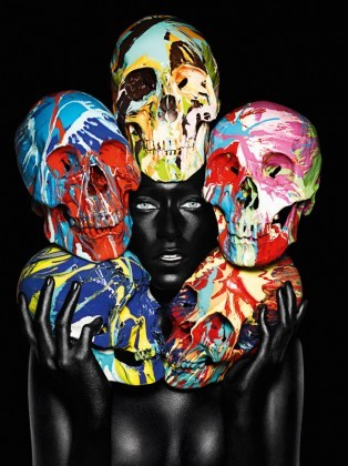 Rankin and Damien Hirst , Myths, Monsters & Legends Annroy Gallery, Kentish Town, London 21st Oct – 11th Nov