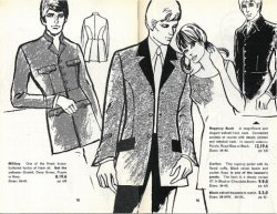 Vintage menswear catalogue via How to be a Retronaut
