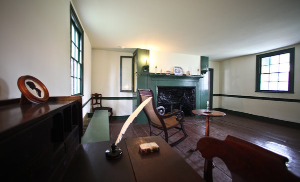 No Longer Weak and Weary, Poe's Bronx Cottage Is Restored