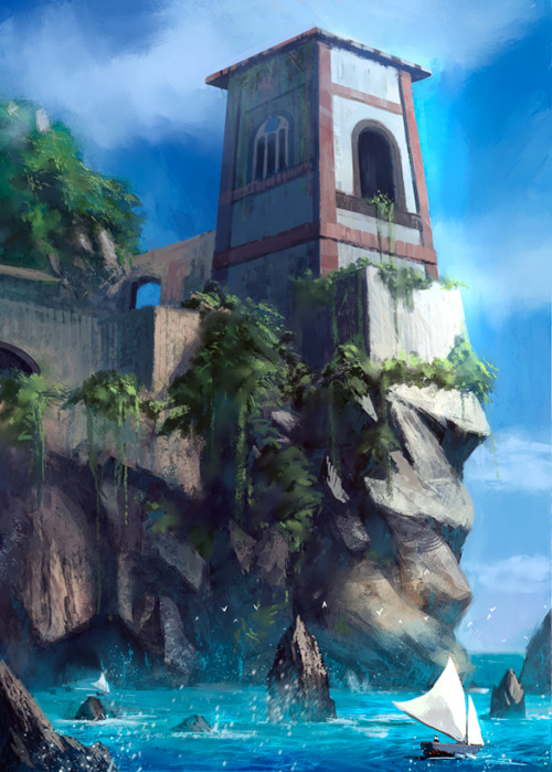 theartofanimation:  Kalen Chock