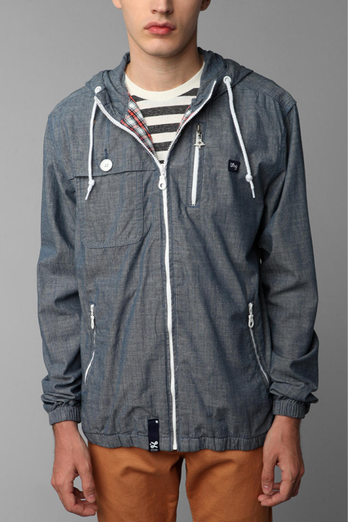 LRG Freezer Burn Jacket $89.00