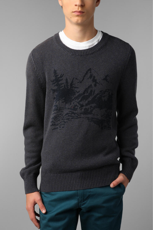 Penny Stock Crew Sweater $98.00