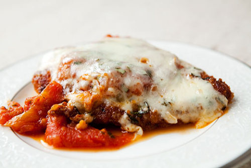 fattributes:  (via Chicken Parmesan Recipe | Simply Recipes)