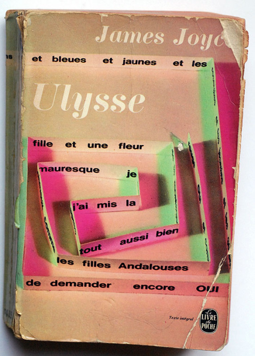 James Joyce : UlysseLe Livre de Poche - Paris, 1965n° 1435 / 1436 / 1437