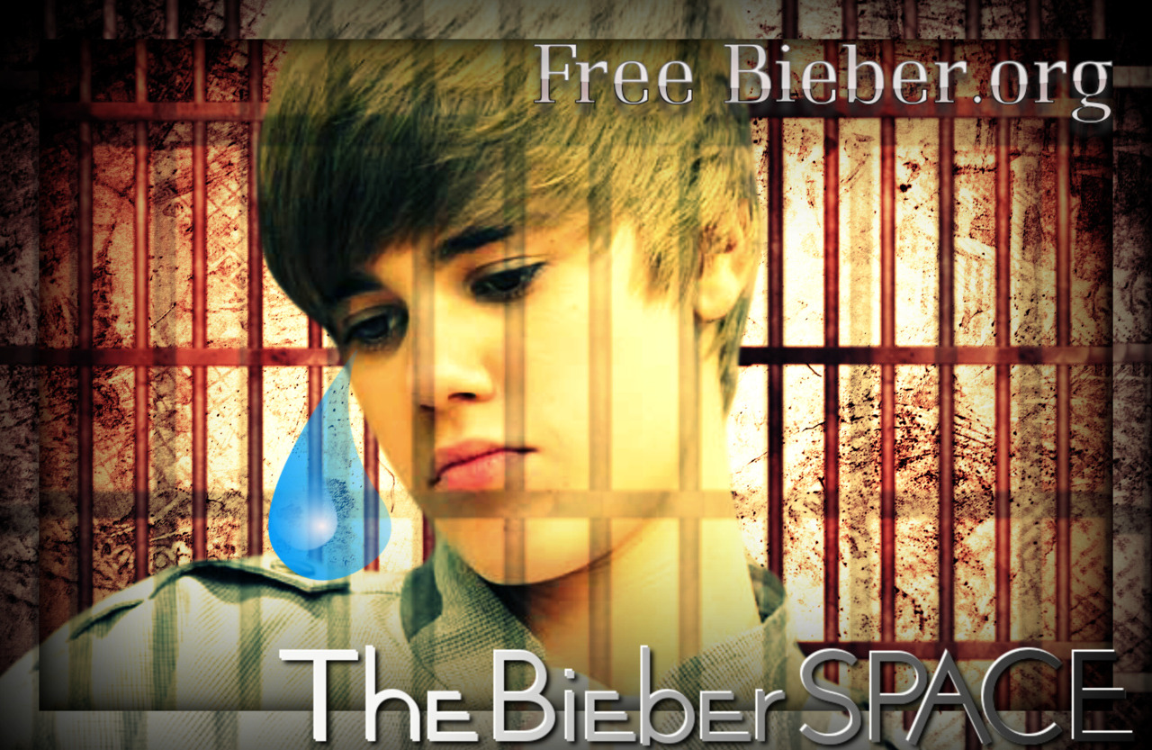 Photo created by our friends at The Bieber SPACE. Make sure to check out their post about Free Bieber over on their site! Thanks for the kind words guys! If you have a photo, video, or animated GIF about Justin's future life in jail or about s. 978 in general, submit it to us!