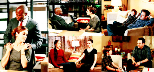 Private Practice, 5x05 Step One