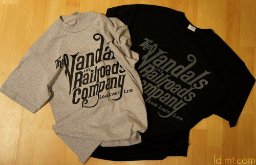 Vandals T (coming soon) on Flickr.