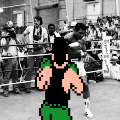 it8bit:  Lil Mac vs Ali - by Pixel Kitsch Blog || Facebook  Flow like a butterfly Sting like a bee