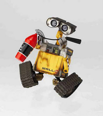 walleeeee:  Revoltech Wall-E Figurines Coming Soon