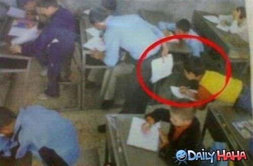 ahahahaha i did that too back in school! x'D but usually got nothing.