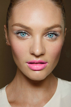 ne-uw:  le-s-o-l-e-i-l:  wk-nd:  beauty   those eyes!  Candice Swanepoel you gorgeous girl