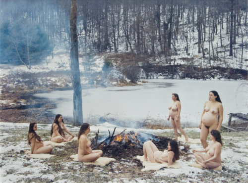 For example, this. Justine Kurland.