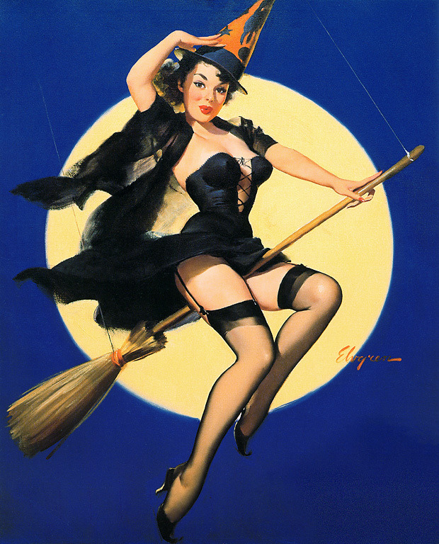 would make a nice pinup tattoo