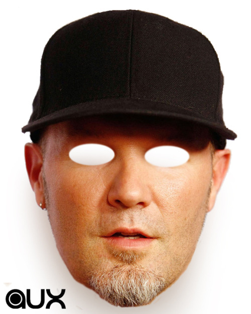 Print out your Fred Durst mask in time for LRIII. You won't be let in without one. (You will) Kate (Alkaline Duo) x