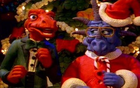 Will Vinton's Claymation Christmas Special