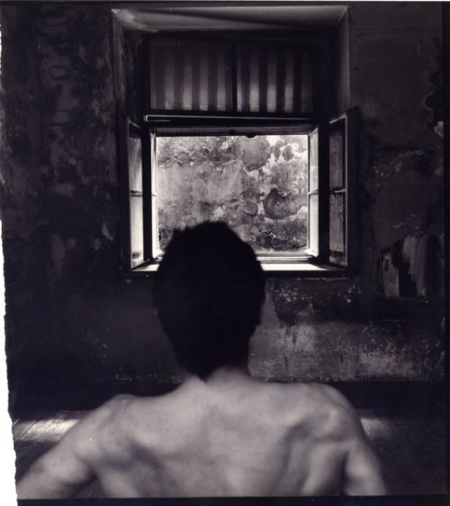 Jan Saudek, Prague printemps, 1990
