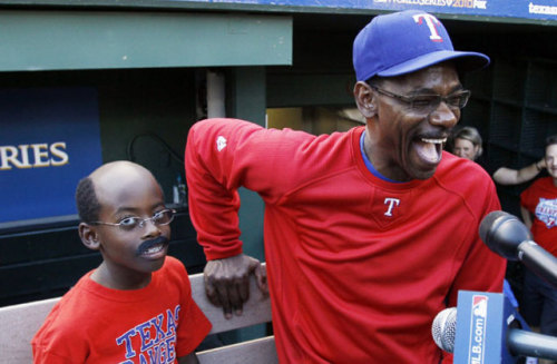 bestrooftalkever:  MINI RON WASHINGTON!