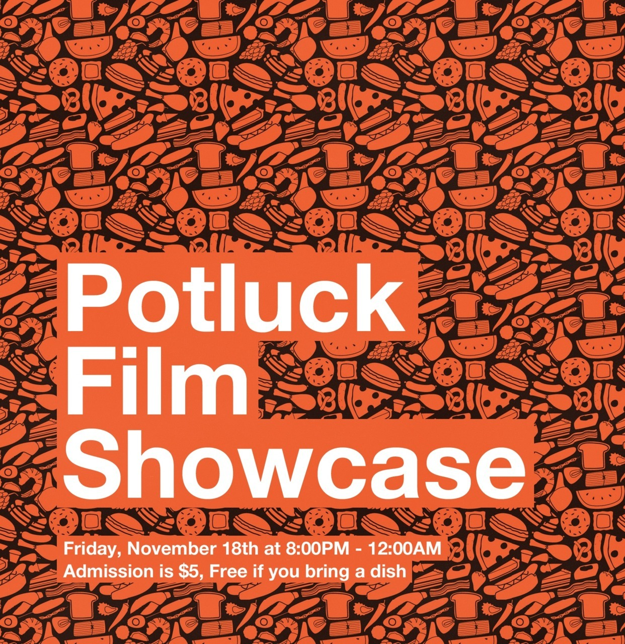 We're looking for a few good films. Brick & Mortar is accepting submissions for the Potluck Film Showcase on Friday, Nov. 18, 2011 in our studio space in Historic Cocoa Village. For all you local film producers, directors, writers, and enthusiasts, this is a perfect opportunity to share your passion, eat great food, and meet good people.  And, we've extended the deadline! Send your entry to denny@brickandmortarbuilt.com by Nov. 10.