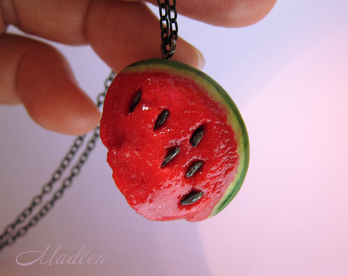 …Water-melon… by Madllen on Flickr.