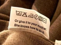 Love it. Everyone brings their washing to me :) pennysfoururpocket:  EXACTLY…..what i always do