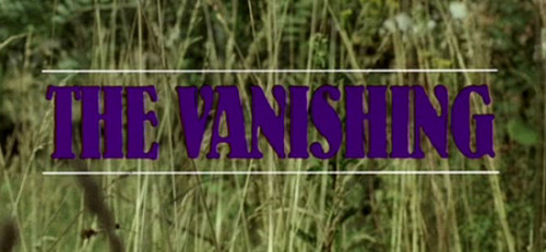 Halloween Hype 2011, Pt. XII The Vanishing [1988 / George Sluizer / ****½] I think this may have been the first foreign language film I ever saw - upon my parents' recommendation (I think they saw it in the theatre and were freaked out by it, understandably). And a fine introduction to cinema from other countries it was.