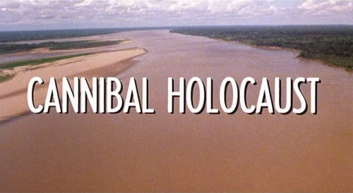 Halloween Hype 2011, Pt. XIII Cannibal Holocaust [1980 / Ruggero Deodato / ****½] As brutal as always. As as difficult as some scenes are, it's hard to look away. And gotdamn if Riz Ortolani's score isn't one of the best ever. As HallowMonth/HalloWeek/HalloEverything winds down (sad), I may be ramping up my viewings and shorting these entries to just the basics (i.e. no write-ups).