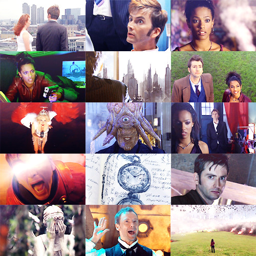 likestardust:  Doctor Who, Series Three.