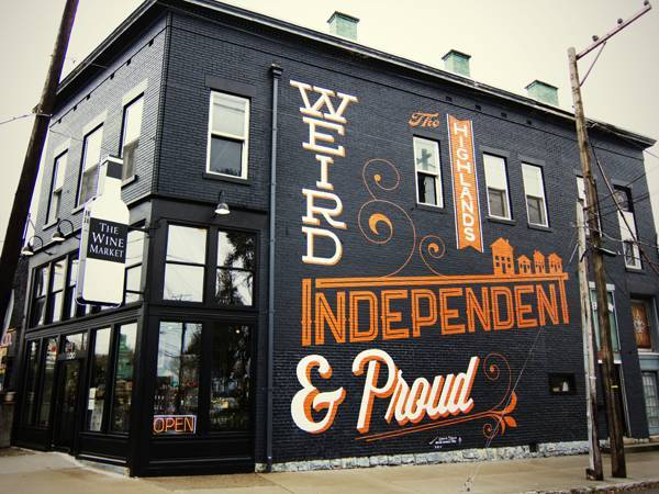 20 Amazing Examples Of Typographic Murals By Top Design Magazine - http://bit.ly/s8HSwh