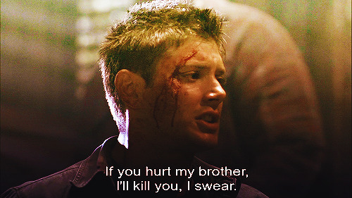 merlinsfuckingbeard:   #a.k.a supernatural summed up into 10 words
