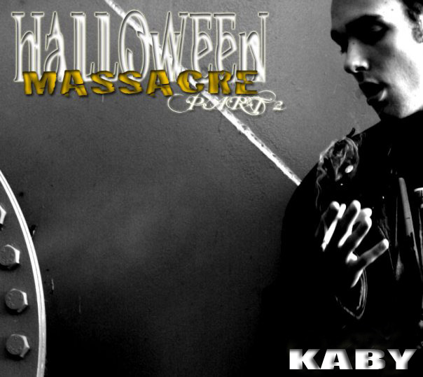 """Halloween Massacre Pt. II"" from 2009. Part III Comin' Saturday. Click Pic to Download."