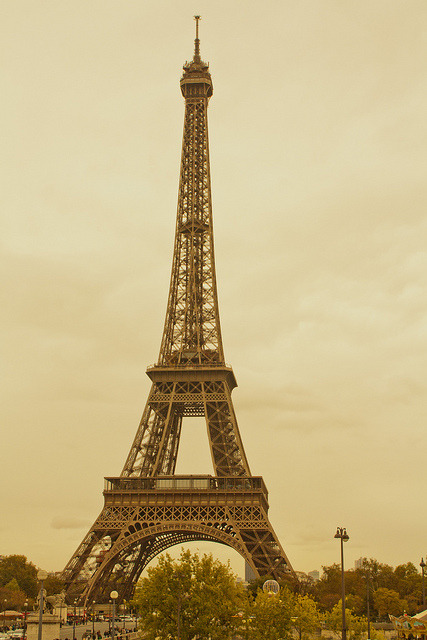 Eiffel Tower by simononly on Flickr.