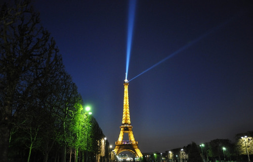 Eiffel Tower by Beppe's on Flickr.