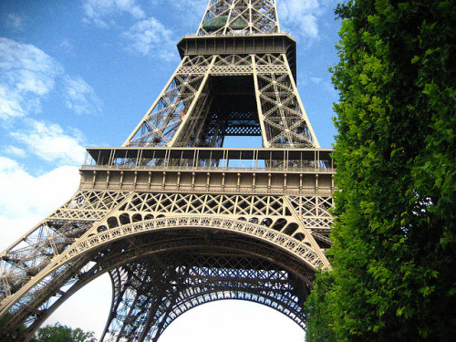Eiffel Tower by -Fearless- on Flickr.
