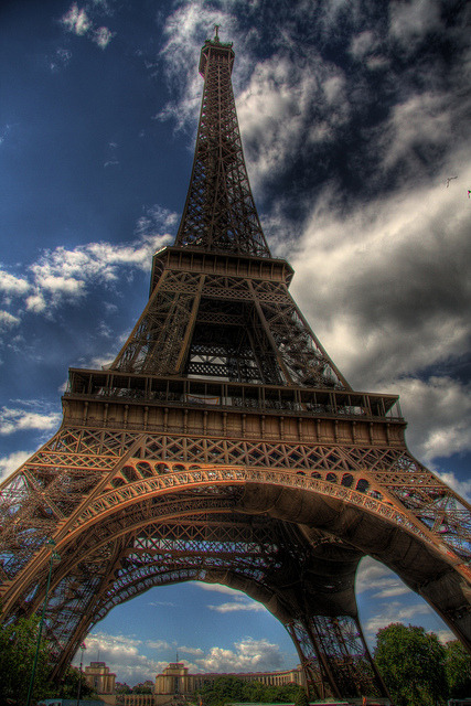 Eiffel Tower! by Mark Hitzert on Flickr.