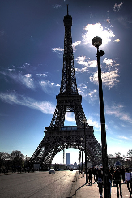 Eiffel Tower by Day Is Coming on Flickr.