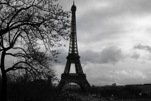 Eiffel Tower by Faithscape on Flickr.
