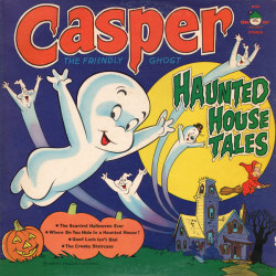 Casper's Haunted House Tales (Peter Pan Records)