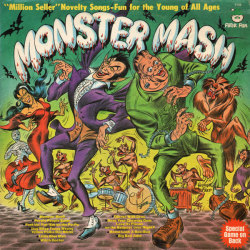 Monster Mash (Peter Pan Records, 1973)