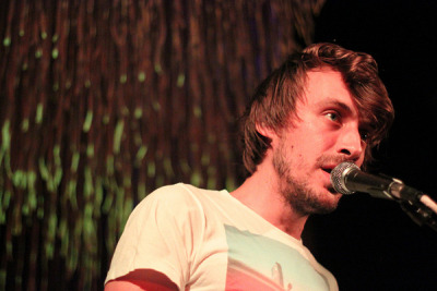 Yuksek, Cameo Gallery (via 2011 CMJ Music Marathon In Photos | American Songwriter)