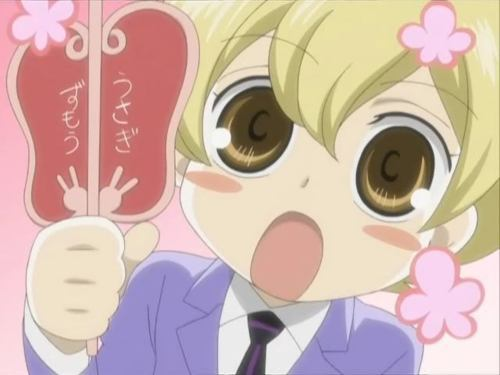 Honey from Ouran Host Club