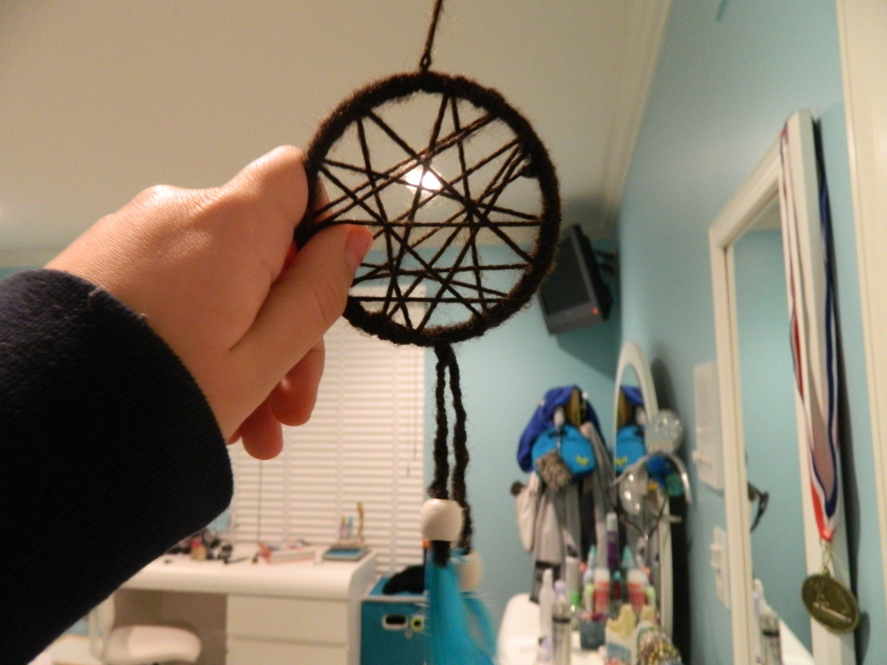 my friend's dreamcatcher
