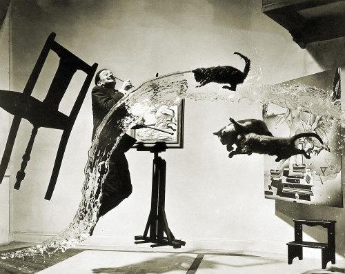 tumblr ltrboyiilS1qbl8s2o1 500 franillaficefream: Dalí Atomicus