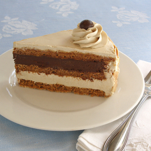 I'm craving for mocha cake. I think I might bake some over the weekend. ^__^